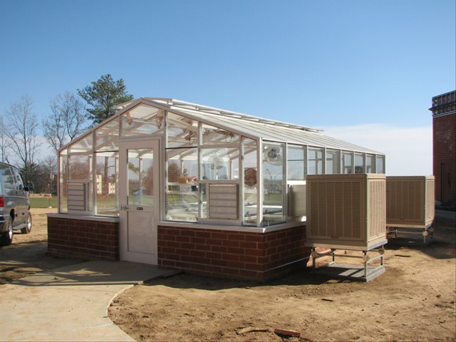 Commercial & Institutional Growing Greenhouses